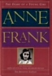 Diary of Anne Frank book cover