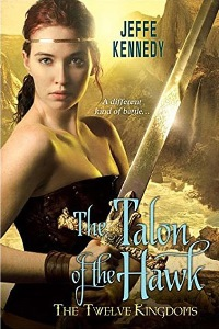 Book cover: The Talon of the Hawk