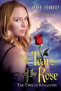 Book cover: The Tears of the Rose